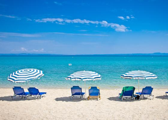 Најдобрите плажи со сино знаменце во Грција за летото 2018