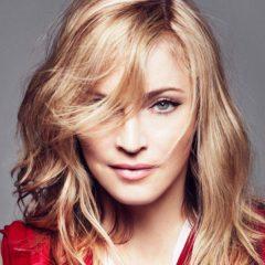 Мадона со уникатен начин на прославување на својот роденден