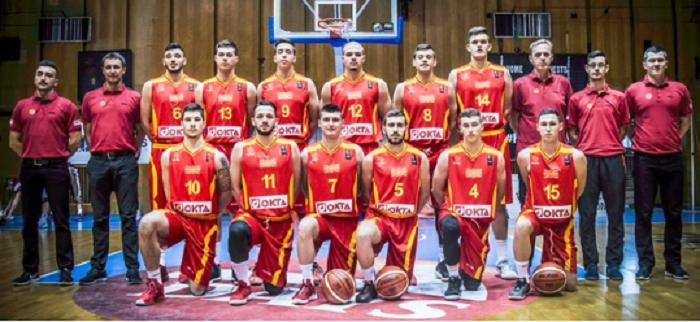Кошаркарите на Македонија ја совладаа Албанија