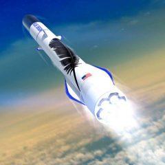 Повратна карта за вселенски лет со Blue Origin на Безос од 200 000 долари