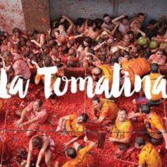 """""""La tomatina"""" фестивалот во Шпанија"""
