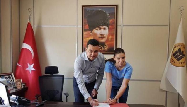 Кичевчанкатa Андреа Белеска потпиша за Анкара Јенимаале