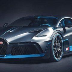 Bugatti го пензионира својот турбо бензинец W16