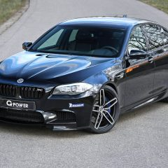 BMW M5 G-POWER ѕвер од 800 КС
