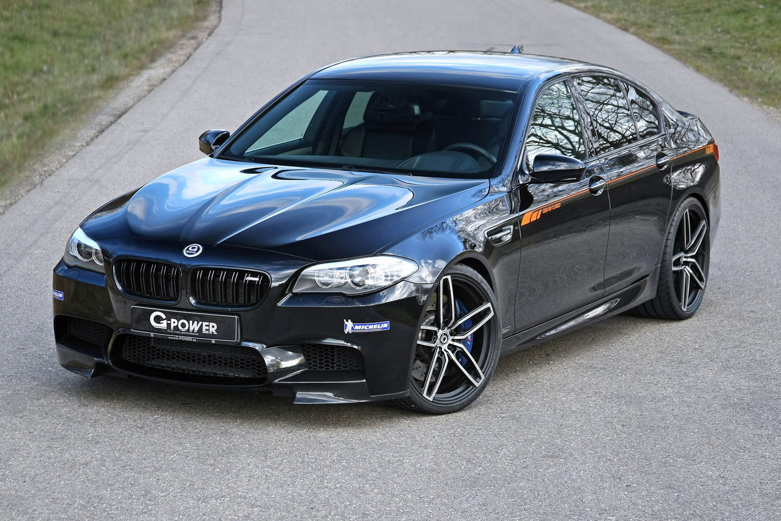 BMW M5 G-POWER ѕвер од 800 КС