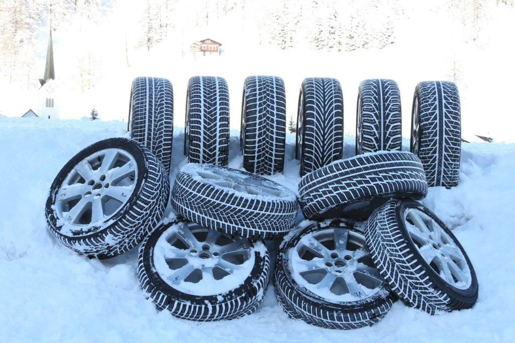 Најдобрите зимски гуми според ADAC