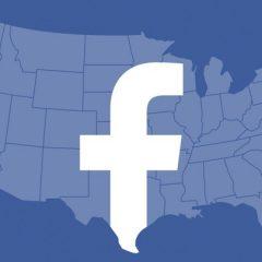 Фејсбук блокира профили во САД