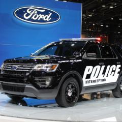 2020 Ford Police Interceptor Utility, ѕверот на 4 тркала