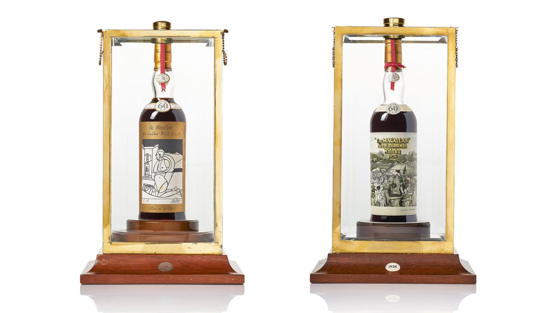 Се продаде најскапото шише виски