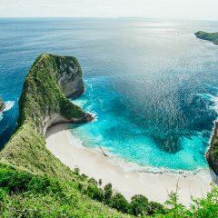 Егзотичниот остров Nusa Penida, Бали
