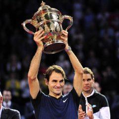 Roger Federer го освои својот 99-ти турнир во кариерата