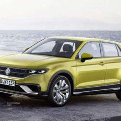 Новиот Volkswagen T-Cross