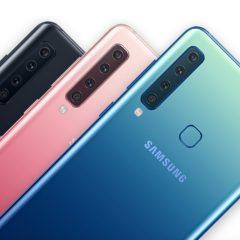 Samsung Galaxy A9, првиот смартфон со 4 задни камери