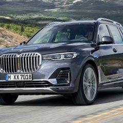 Нова димензија на луксуз со BMW X7