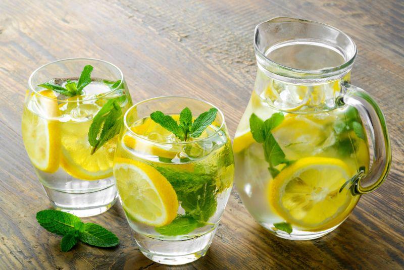 Детокс вода за јакнење на имунитетот