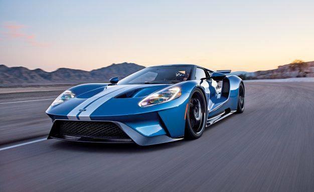 Ford GT ќе живее до крајот на 2020 година