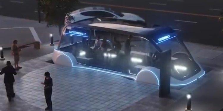 Првиот тунел на Илон Маск