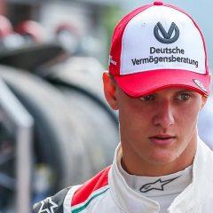 Мик Шумахер чекори кон Формула 1