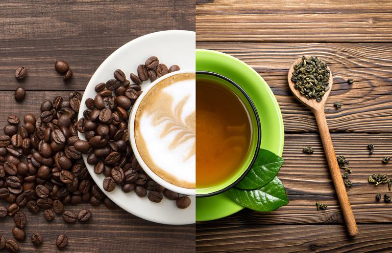 Кафе или чај: како да одлучите што да се напиете