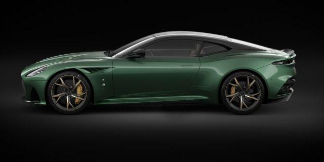 Aston Мartin го претстави моделот DBS 59