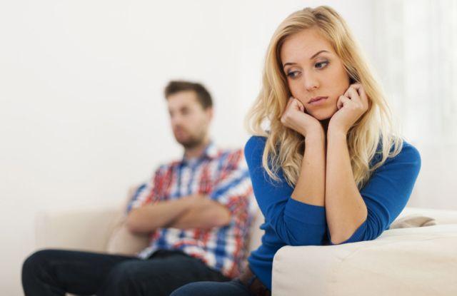 Емотивна дистанцираност во врската