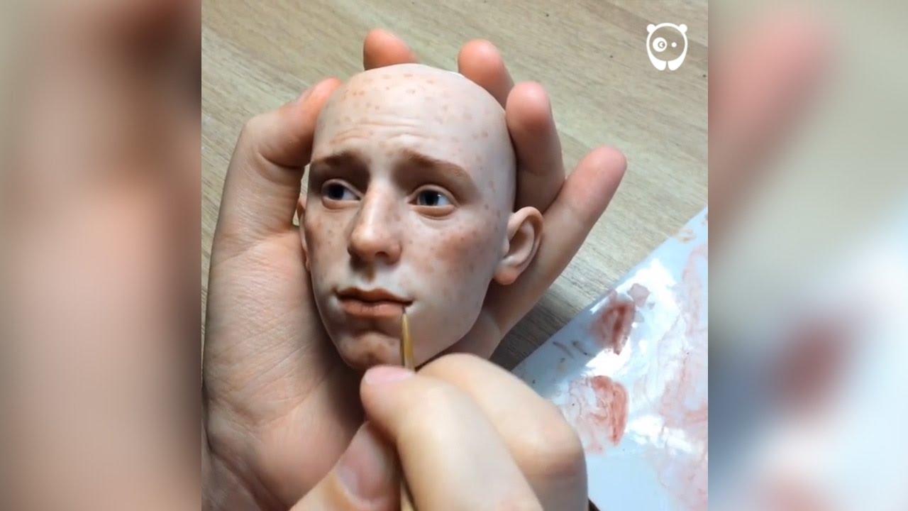 Руски уметник создава неверојатно реалистични кукли