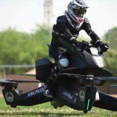 До 2020 година би можеле да почнат да се користат летечки мотоцикли