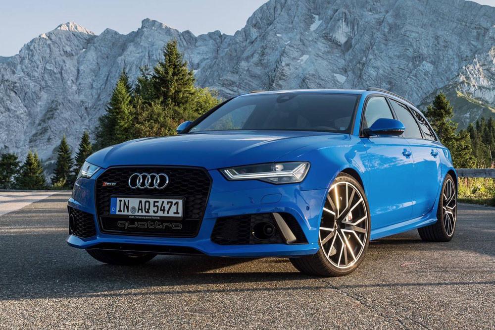ABT не престанува да изненадува: Audi RS6 Avant  Performance Nogaro Edition