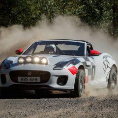 Jaguar F-type Rally Concept