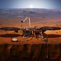 Вечерва на Марс се спушта сондата Insight