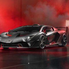 Уникатот на Lamborghini, моделот SC 18