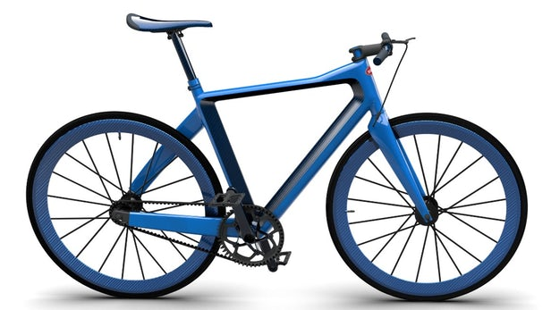 Bugatti изработи велосипед