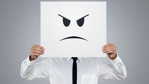 Потиснувањето на лутината е лошо за срцето