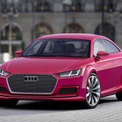 Audi TT ќе биде со 4 врати
