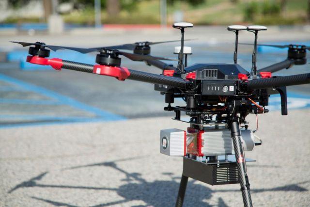 Флота на дронови би можела да пронаоѓа изгубени планинари