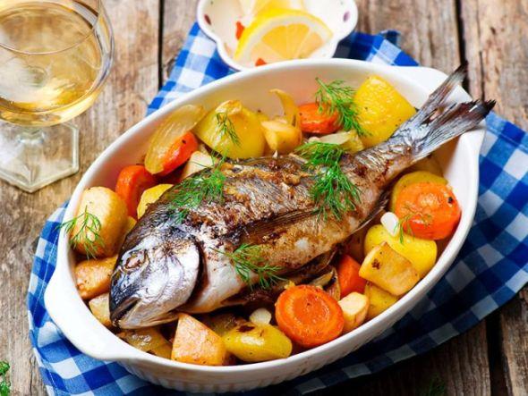 Редовното јадење риба го намалува ризикот од инфаркт