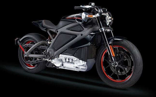 Harley Davidson го претстави својот прв електричен мотор