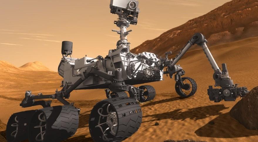 НАСА планира да го спушти Роверот во исушеното езеро на Марс