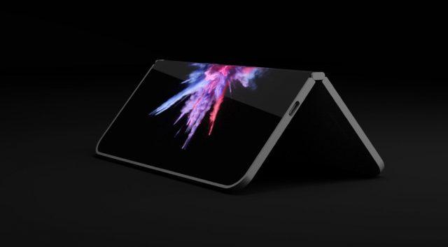 Мајкрософт со Андромеда влегува во битката на телефони со екрани на преклоп