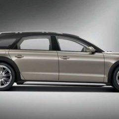 Castagna Milano развива своја верзија на Audi A8 Avant Allroad