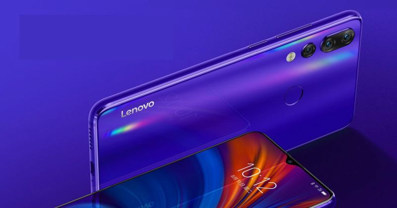 Lenovo Z5s и официјално со Snapdragon 710 процесор и тројна задна камера