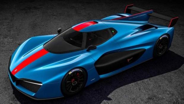 Pininfarina PFО ќе има неверојатни 1900 коњски сили