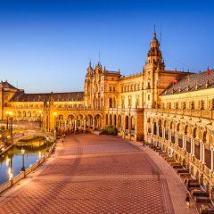 Севиља - срцето на Андалузија