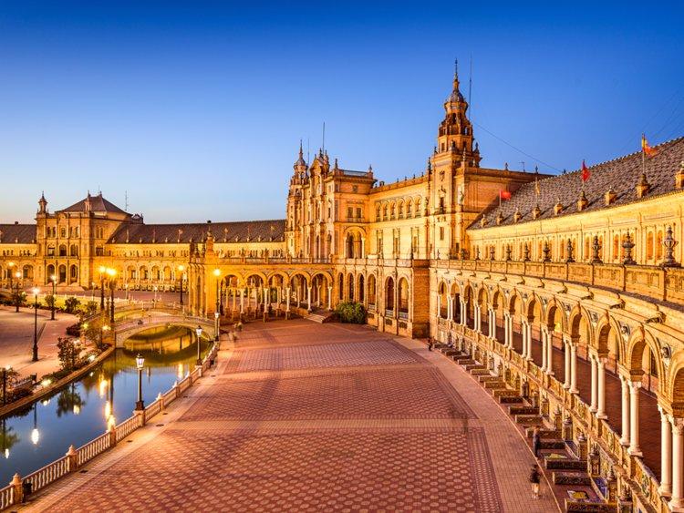 Севиља – срцето на Андалузија
