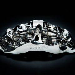 Тест на издржливост на сопирачките на Bugatti Chiron