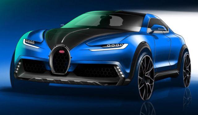 Сè поизвесно е појавувањето на SUV од Bugatti