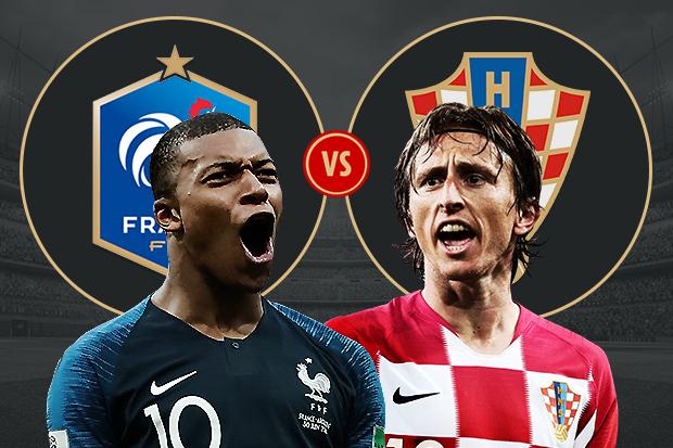 Финалето на СП во фудбал меѓу Хрватска и Франција го следеле неверојатни 1,12 милијарди луѓе