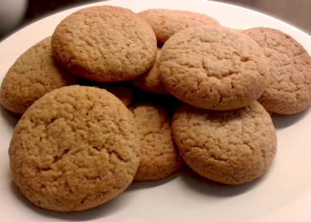 Медени бисквити