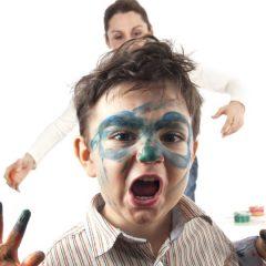 Фотографии кои покажуваат дека родителството некогаш не е лесно