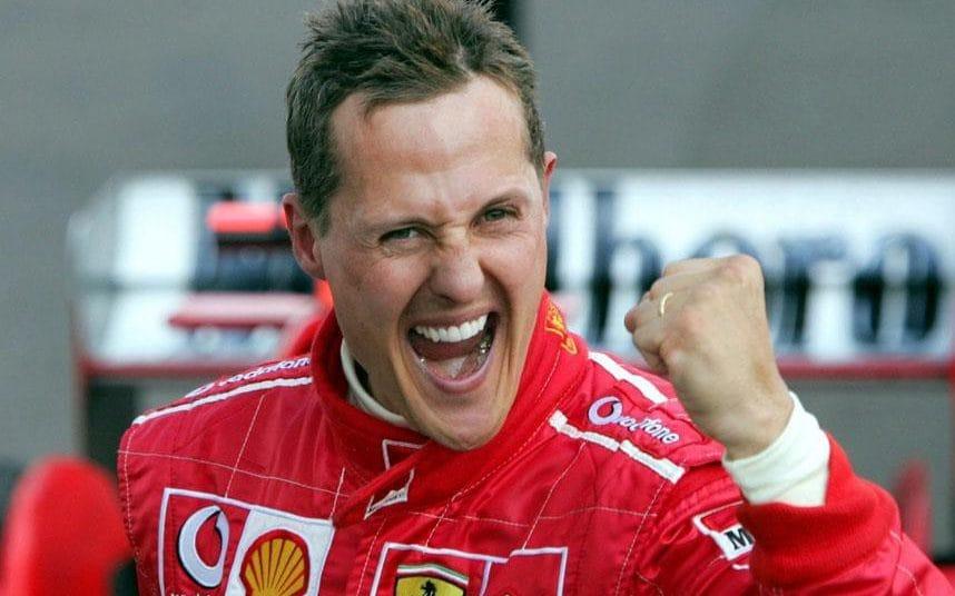 Музејот на Ферари ќе отвори изложба за Михаел Шумахер